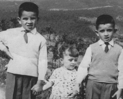 Fabio, Stefano, Fabiola